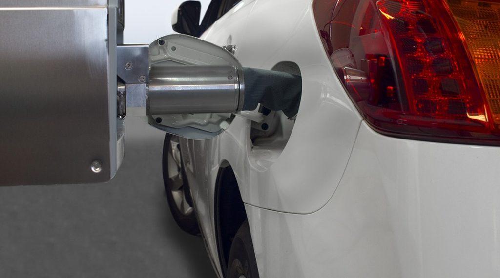 Autonomous Car Refueling
