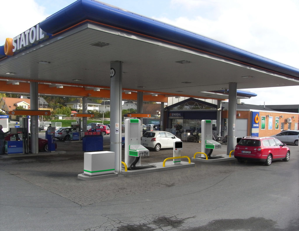 Automatic Refueling Station